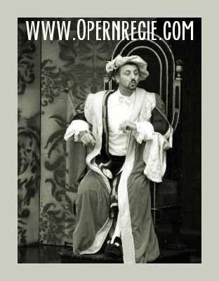 Foto Serie der Regiearbeiten zur Kinderoper - Der gestiefelte-Kater - (Opernfestspiele)